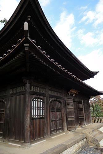 正福寺千体地蔵堂2