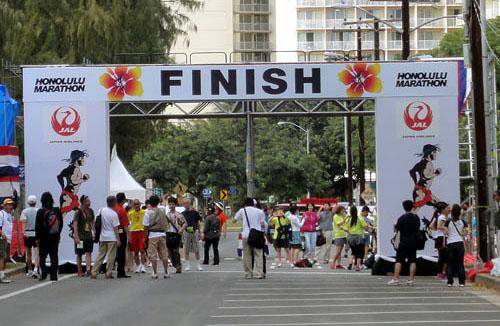 2011ホノルルマラソン