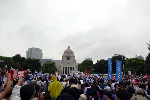 20150830国会前