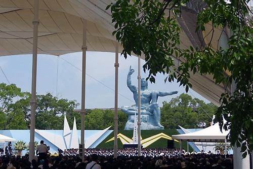 201508長崎平和祈念式典
