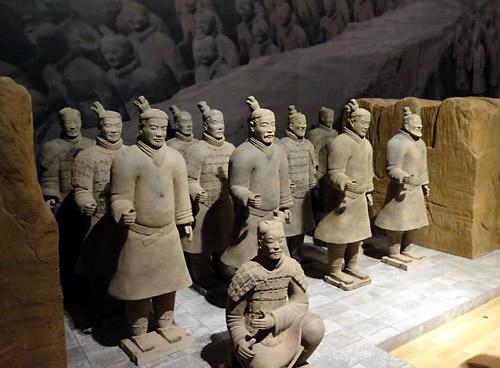 201602特別展「始皇帝と大兵馬俑」