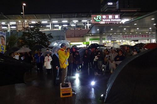 20171022中野駅北口01