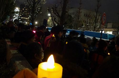 20180323首相官邸前抗議行動01
