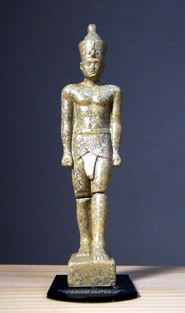ファラオ像
